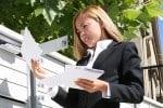 Flyer und Bestellformulare für Glasfaser Internet vieler Anbieter